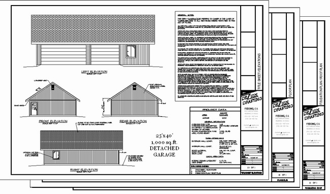 Free Access Garage Plans Living Quarters Tsp