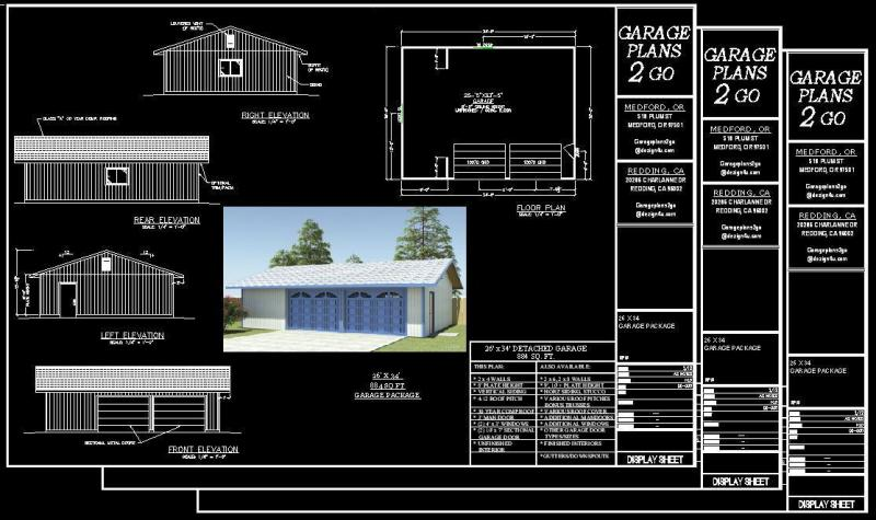 Dezign Drafting About Us – 24X40 Garage Plans